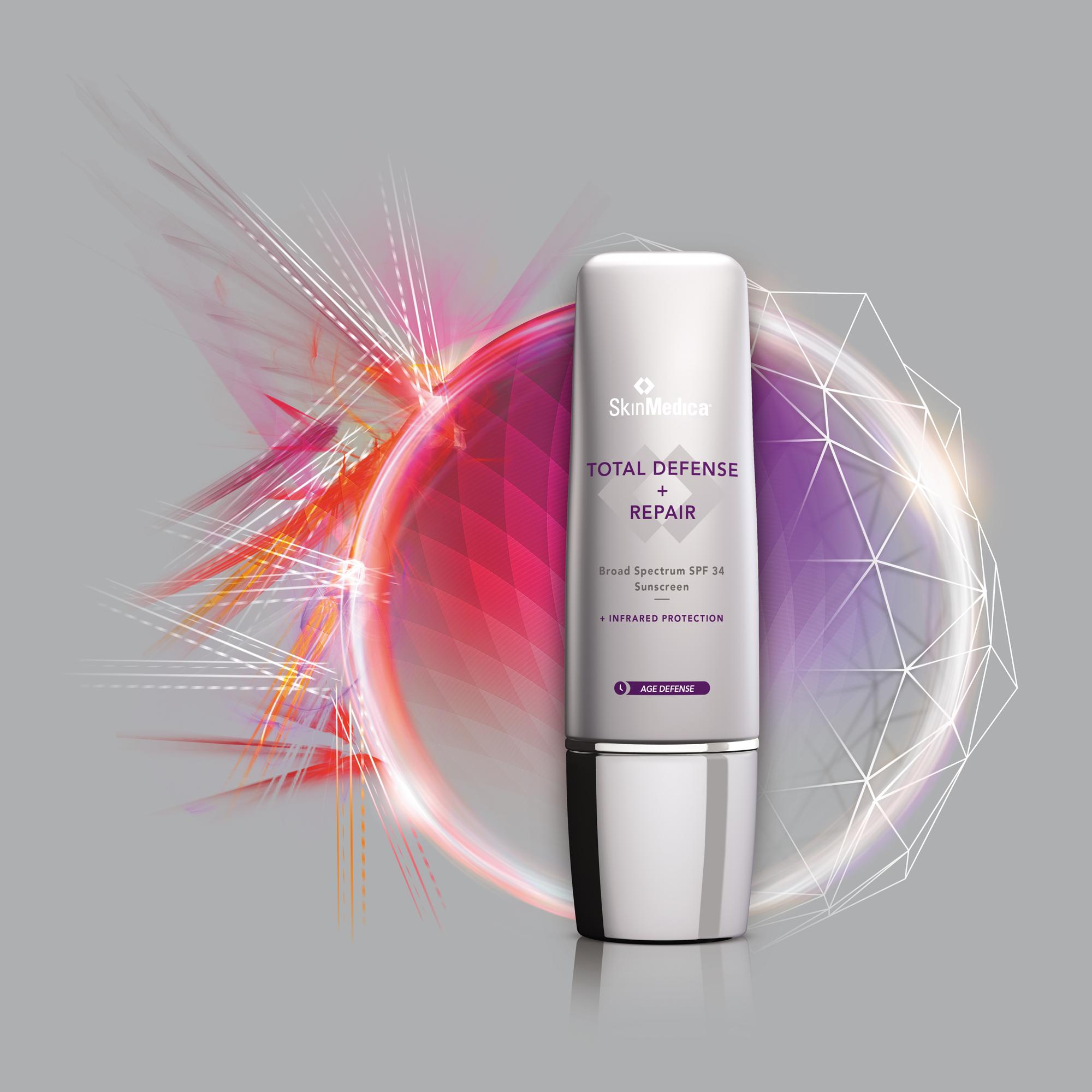 SkinMedica total defense and repair product